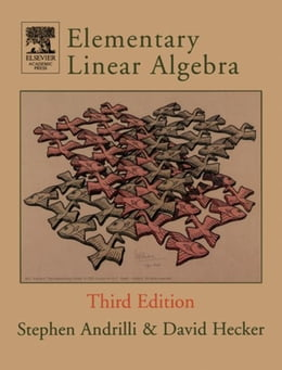 Book Elementary Linear Algebra by Andrilli, Stephen