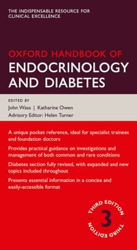 Oxford Handbook of Endocrinology and Diabetes