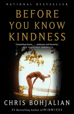 Book Before You Know Kindness by Chris Bohjalian