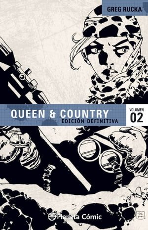 Queen and Country nº 02/04