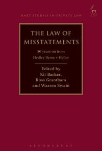 Law of Misstatements: 50 Years on from Hedley Byrne v Heller