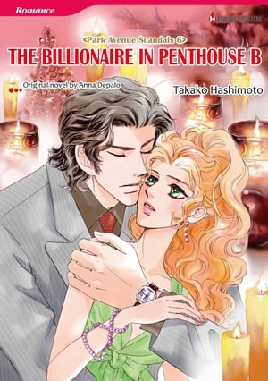 THE BILLIONAIRE IN PENTHOUSE B (Harlequin Comics): Harlequin Comics by Anna Depalo