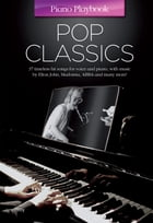 Piano Playbook: Pop Classics by Wise Publications