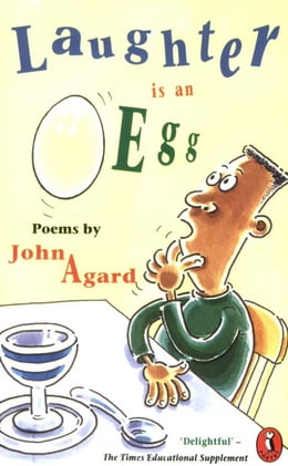 Book Laughter Is An Egg by John Agard