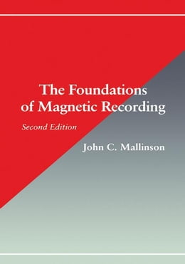 Book The Foundations of Magnetic Recording by Mallinson, John C.