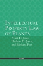 Intellectual Property Law of Plants