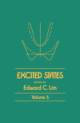 Book Excited States V5 by Lim, Edward