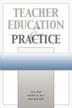 Tep Vol 28-N4 by Teacher Education and Practice