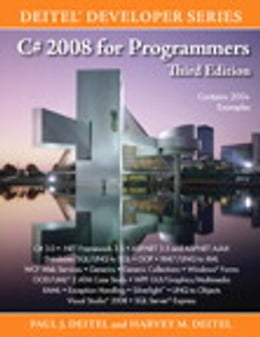 Book C# 2008 for Programmers by Harvey M. Deitel