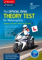 The Official DVSA Theory Test for Motorcyclists (14th edition) by DVSA The Driver and Vehicle Standards Agency