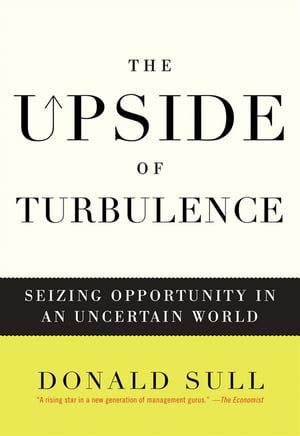 The Upside of Turbulence Seizing Opportunity in an Uncertain World