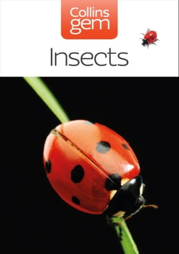 Book Insects (Collins Gem) by Michael Chinery