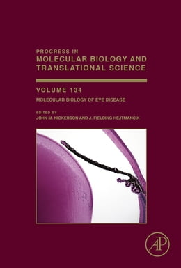 Book Molecular Biology of Eye Disease by J Fielding Hejtmancik