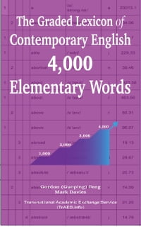 The Graded Lexicon of Contemporary English: 4,000 Elementary Words