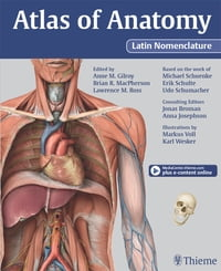 Atlas of Anatomy Latin Nomenclature version