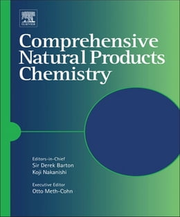 Book Comprehensive Natural Products Chemistry by Derek Barton