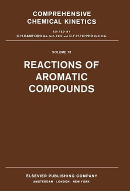 Book Reactions of Aromatic Compounds by Compton, R.G.