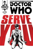 Doctor Who: The Eleventh Doctor #9 by Al Ewing