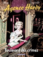 Agence Hardy - tome 6 - Au théâtre... by Pierre Christin