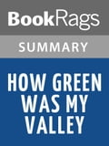 How Green Was My Valley by Richard Llewellyn Summary & Study Guide 9e979ddc-3ad1-4f50-ab84-2dda8cffc340