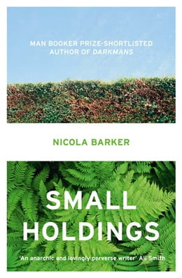Book Small Holdings by Nicola Barker