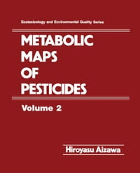 Metabolic Maps of Pesticides