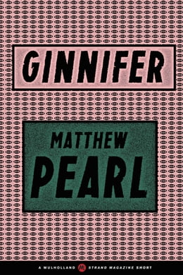 Book Ginnifer by Matthew Pearl