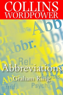Book Abbreviations (Collins Word Power) by Graham King