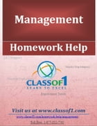 Multiple Choice Questions on Marketing - III by Homework Help Classof1