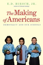 The Making of Americans Cover Image