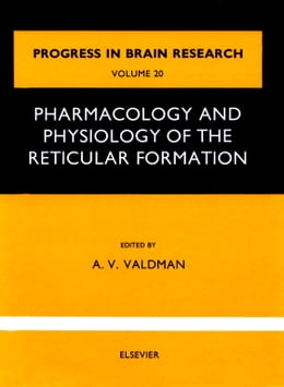 Book Pharmacology and physiology of thereticular Formation by Valdman, A.V.
