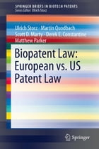 Biopatent Law: European vs. US Patent Law