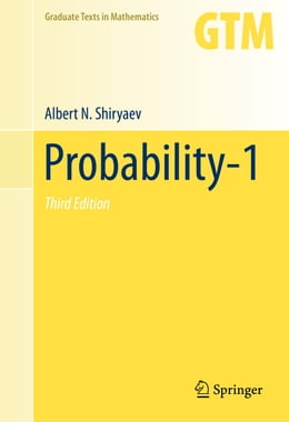 Book Probability-1 by Albert N. Shiryaev