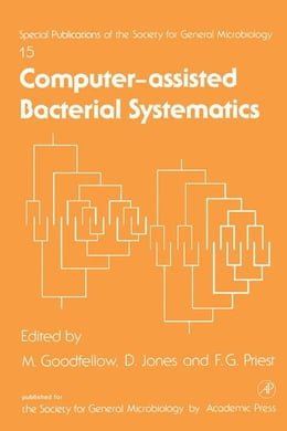 Book Computer-Assisted Bacterial Systematics by Unknown, Author