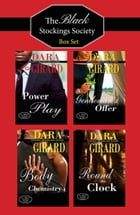 The Black Stockings Society Box Set by Dara Girard