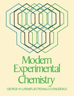 Book Modern Experimental Chemistry by Latimer, George W. Jr.