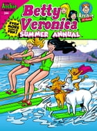 Betty & Veronica Comics Double Digest #244 by Archie Superstars