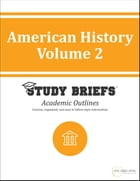 American History Volume 2 by Little Green Apples Publishing, LLC ™