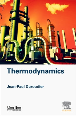 Book Thermodynamics by Jean-Paul Duroudier
