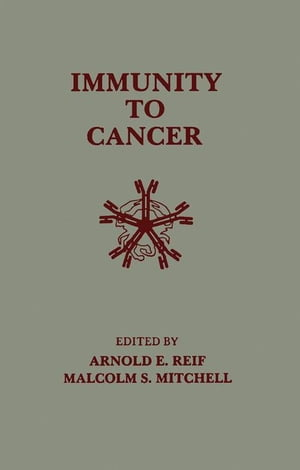 Immunity to Cancer