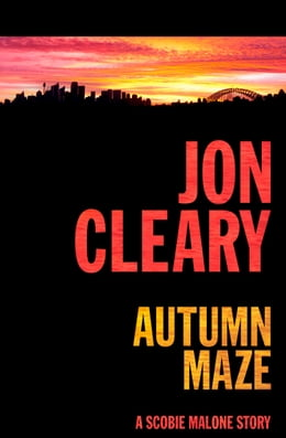 Book Autumn Maze by Jon Cleary