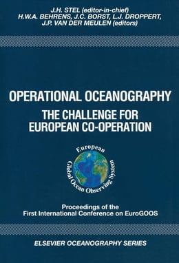 Book Operational Oceanography: The Challenge for European Co-operation by Behrens, H.W.A.