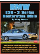 BMW 3 Series - E36 Restoration Tips & Techniques by Greg Hudock