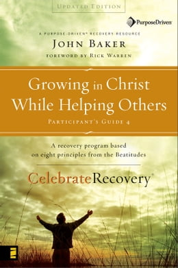 Book Growing in Christ While Helping Others Participant's Guide 4 by John Baker