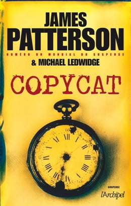 Book Copycat by James Patterson