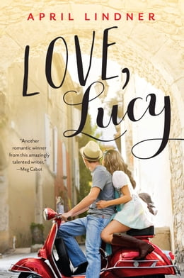 Book Love, Lucy by April Lindner