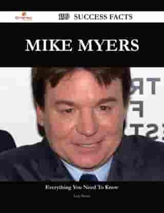 Mike Myers 199 Success Facts - Everything you need to know about Mike Myers