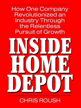 Book Inside Home Depot by Roush, Chris