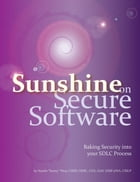 "Sunshine on Secure Software: Baking Security into your SDLC Process by Natalie ""Sunny"" Wear"