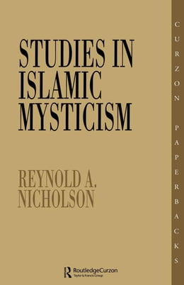 Book Studies in Islamic Mysticism by Nicholson, Reynold Alleyne